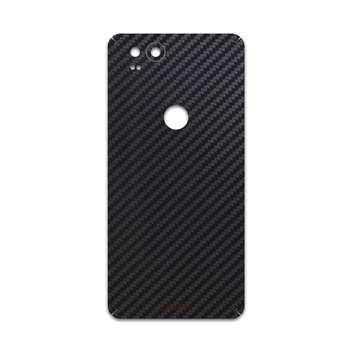 برچسب پوششی ماهوت مدل Carbon-Fiber مناسب برای گوشی موبایل گوگل Pixel 2