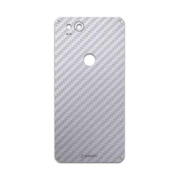 برچسب پوششی ماهوت مدل Steel-Fiber مناسب برای گوشی موبایل گوگل Pixel 2