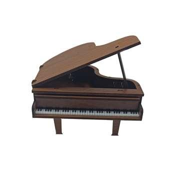 ماکت دکوری طرح ساز پیانو رویال