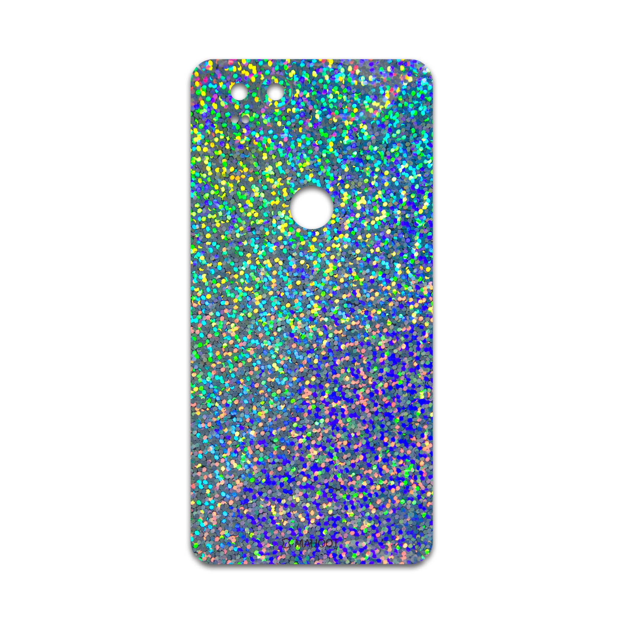 برچسب پوششی ماهوت مدل Holographic مناسب برای گوشی موبایل گوگل Pixel 2