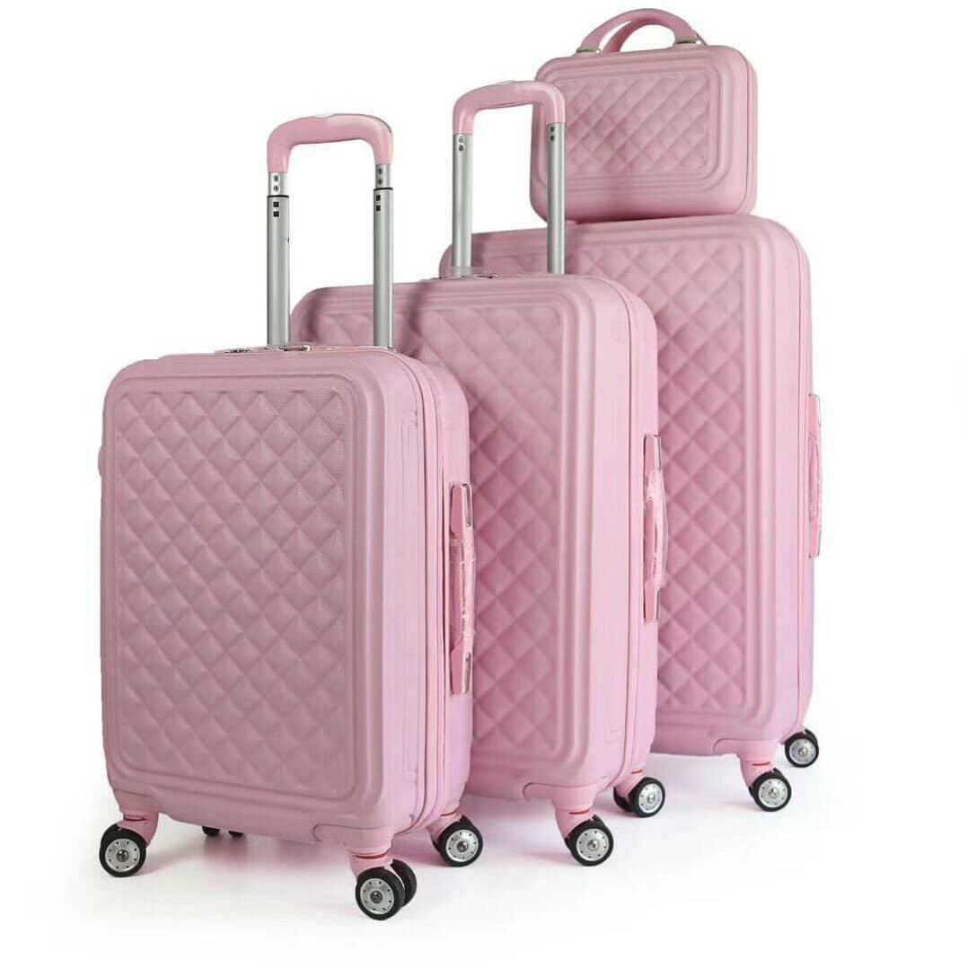 مجموعه چهار عددی چمدان کد B024  main 1 23
