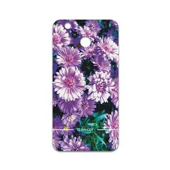 برچسب پوششی ماهوت مدل Purple-Flower مناسب برای گوشی موبایل شیائومی Redmi 4X