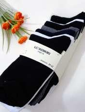 جوراب مردانه ال سی وایکیکی کد 0S6089Z8 مجموعه 7 عددی -  - 1