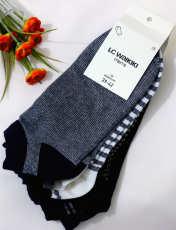 جوراب مردانه ال سی وایکیکی کد 0S2781Z8 مجموعه 5 عددی -  - 1