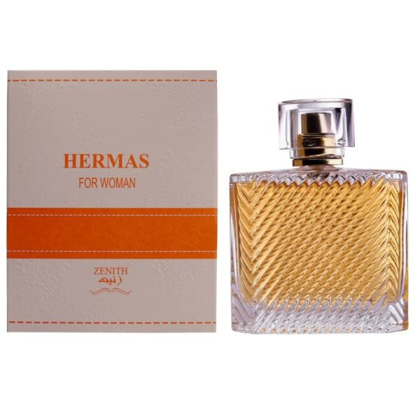 ادو پرفیوم زنانه زنیت مدل Hermes  حجم 100 میلی لیتر