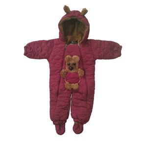 سرهمی نوزادی طرح Bear کد Z-101