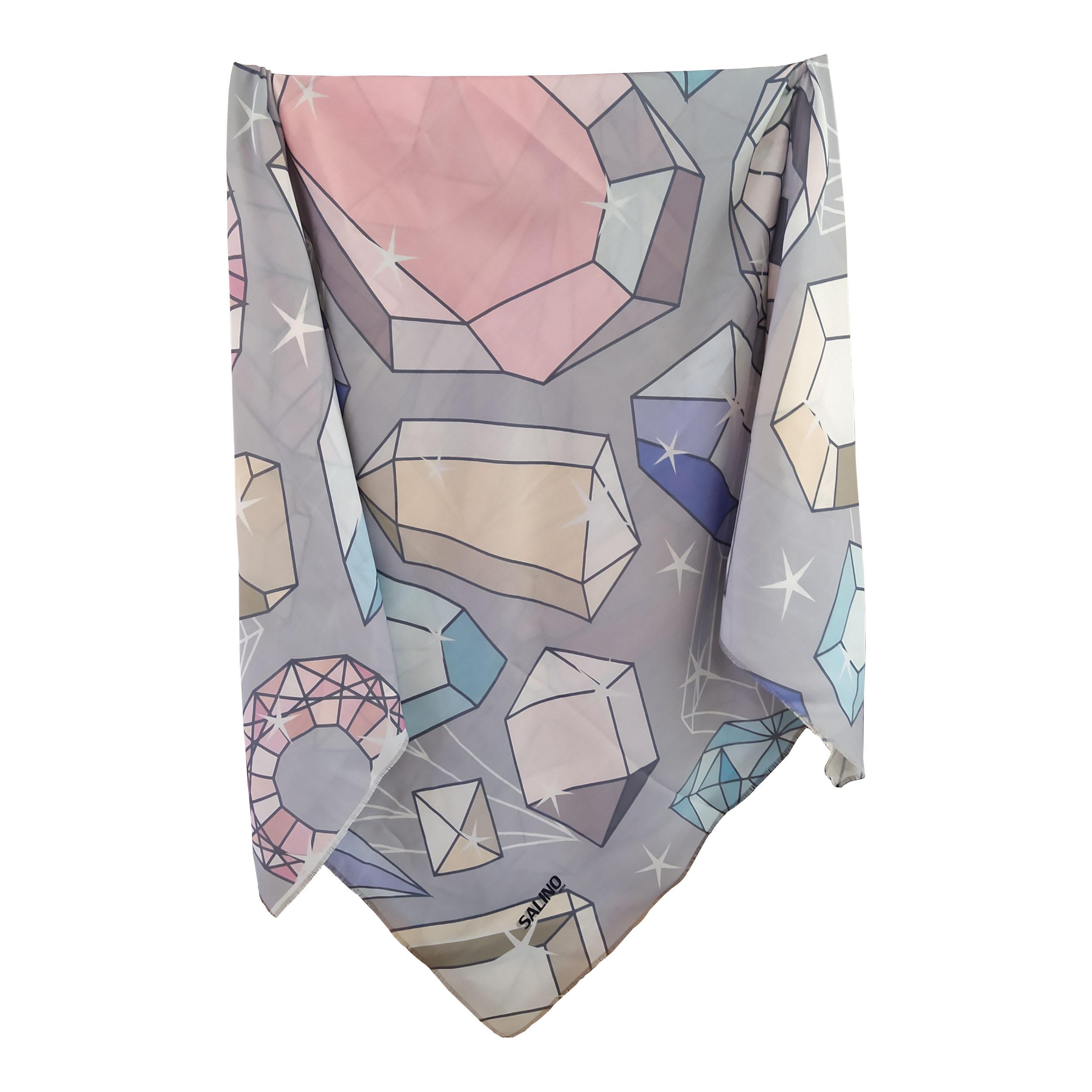 روسری زنانه سالینو کد 4634