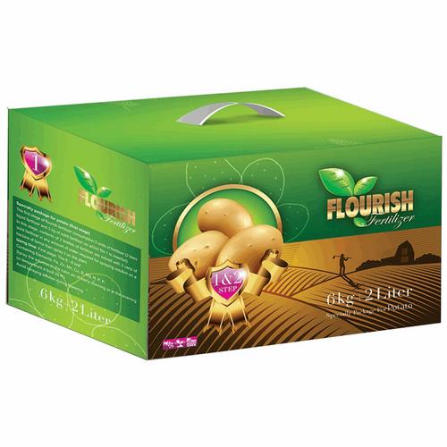 بسته کود فلوریش مخصوص سیبزمینی بذری و خوراکی