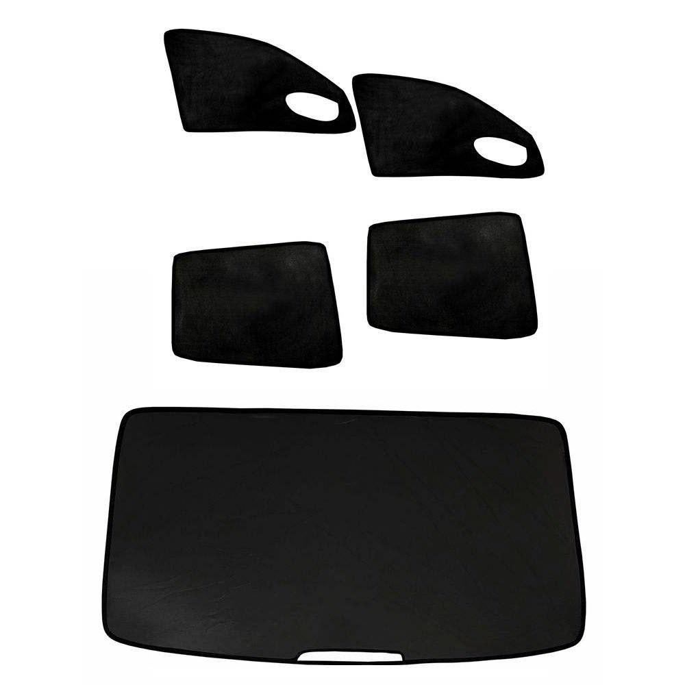 خرید                     آفتاب گیر شیشه خودرو پاسیکو مدل P522 مناسب برای سمند مجموعه 5 عددی