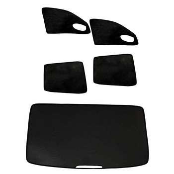 آفتاب گیر شیشه خودرو پاسیکو مدل P522 مناسب برای سمند مجموعه 5 عددی