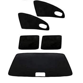 آفتاب گیر شیشه خودرو پاسیکو مدل P760 مناسب برای پراید مجموعه 5 عددی