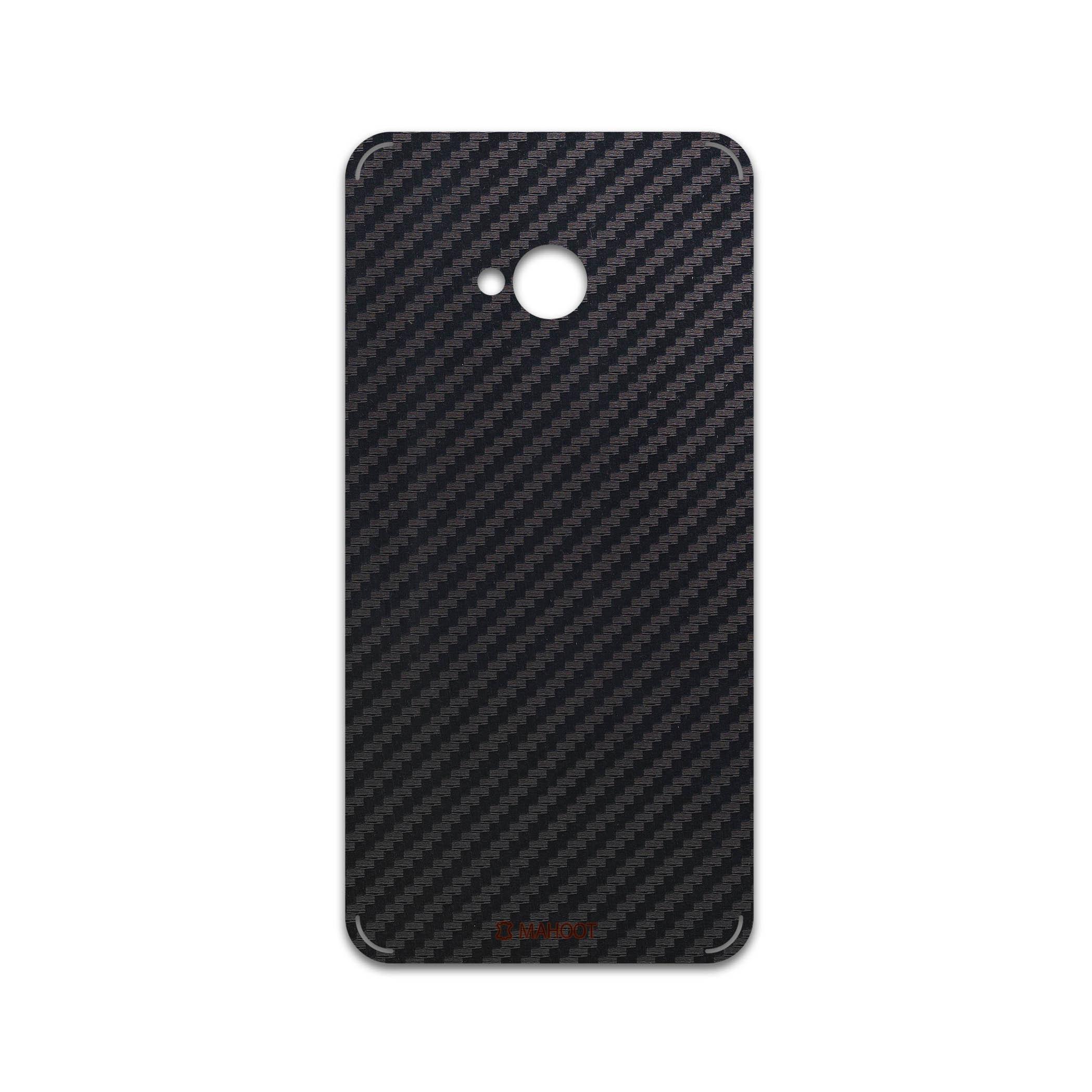 برچسب پوششی ماهوت مدل Carbon-Fiber مناسب برای گوشی موبایل اچ تی سی One