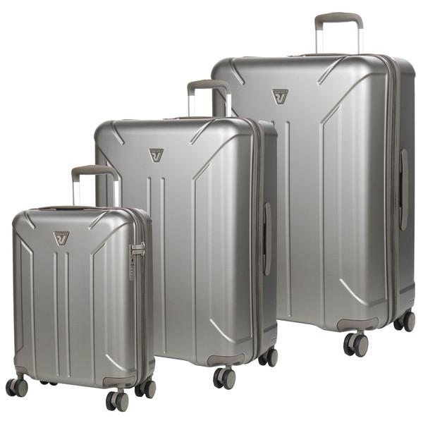 مجموعه سه عددی چمدان رونکاتو مدل LINK
