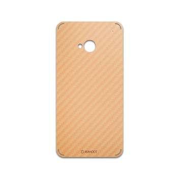 برچسب پوششی ماهوت مدل Titanium-Fiber مناسب برای گوشی موبایل اچ تی سی One