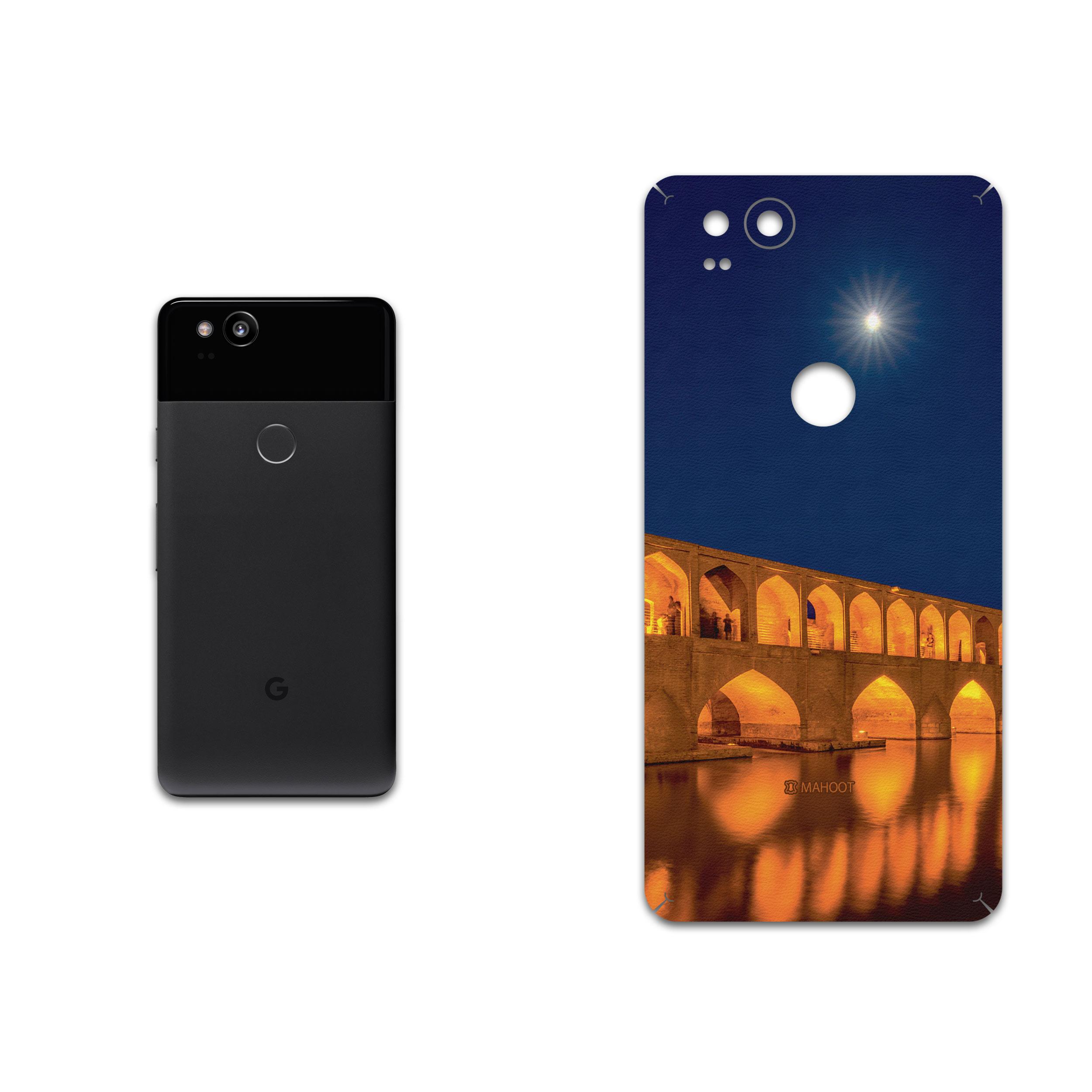 برچسب پوششی ماهوت مدل Si-O-Se-Pol مناسب برای گوشی موبایل گوگل Pixel 2 main 1 1