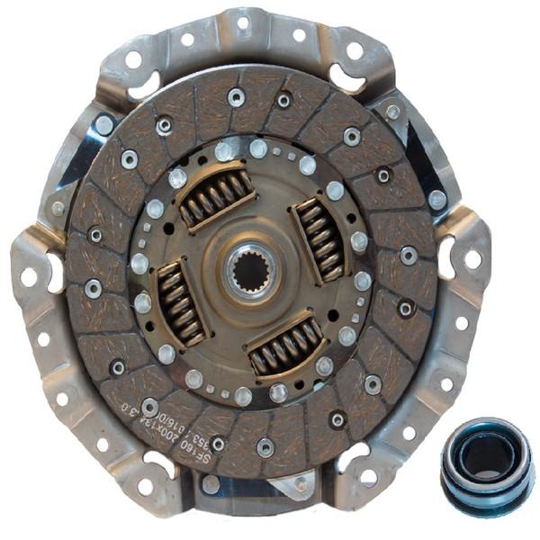 کیت کلاچ شایان صنعت مدل SH008  مناسب برای تیبا و ساینا