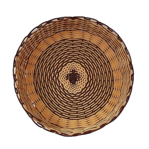 سبد نان حصیر بافی مدل A-018