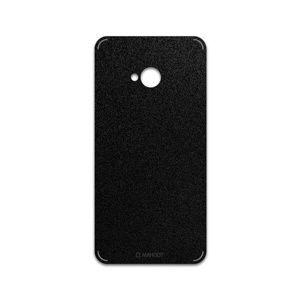 برچسب پوششی ماهوت مدل Black-Suede مناسب برای گوشی موبایل اچ تی سی One