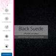 برچسب پوششی ماهوت مدل Black-Suede مناسب برای گوشی موبایل اچ تی سی One thumb 2