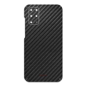 برچسب پوششی ماهوت مدل Shine-Carbon-Fiber مناسب برای گوشی موبایل سامسونگ Galaxy S20 Plus