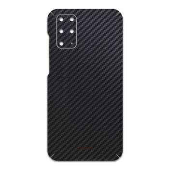برچسب پوششی ماهوت مدل Carbon-Fiber مناسب برای گوشی موبایل سامسونگ Galaxy S20 Plus