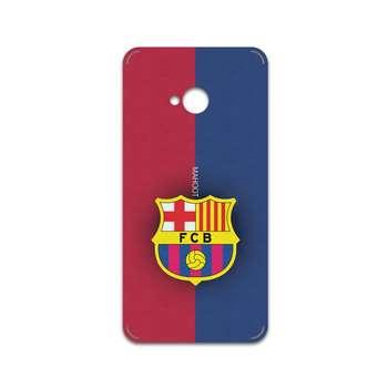 برچسب پوششی ماهوت مدل BARCELONA-FC مناسب برای گوشی موبایل اچ تی سی One