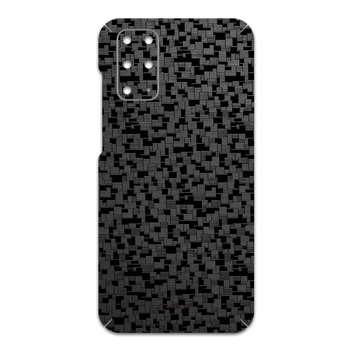 برچسب پوششی ماهوت مدل Black-Silicon مناسب برای گوشی موبایل سامسونگ Galaxy S20 Plus