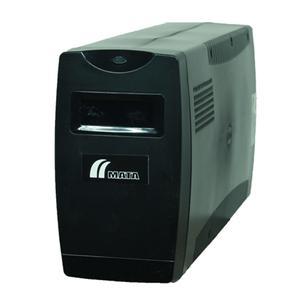 یو پی اس ماتا مدل ZEC 1000 با ظرفیت 1000 ولت آمپر به همراه باتری داخلی