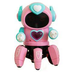 ربات اسباب بازی طرح هشت پا مدل NI2020