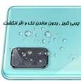 محافظ لنز دوربین مدل LNZA51-1 مناسب برای گوشی موبایل سامسونگ GALAXY A51 thumb 1