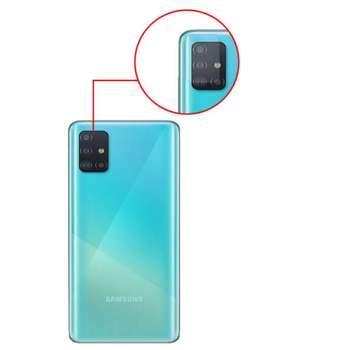 محافظ لنز دوربین مدل LNZA71-1 مناسب برای گوشی موبایل سامسونگ GALAXY A71