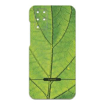 برچسب پوششی ماهوت مدل Leaf-Texture مناسب برای گوشی موبایل سامسونگ Galaxy S20 Plus