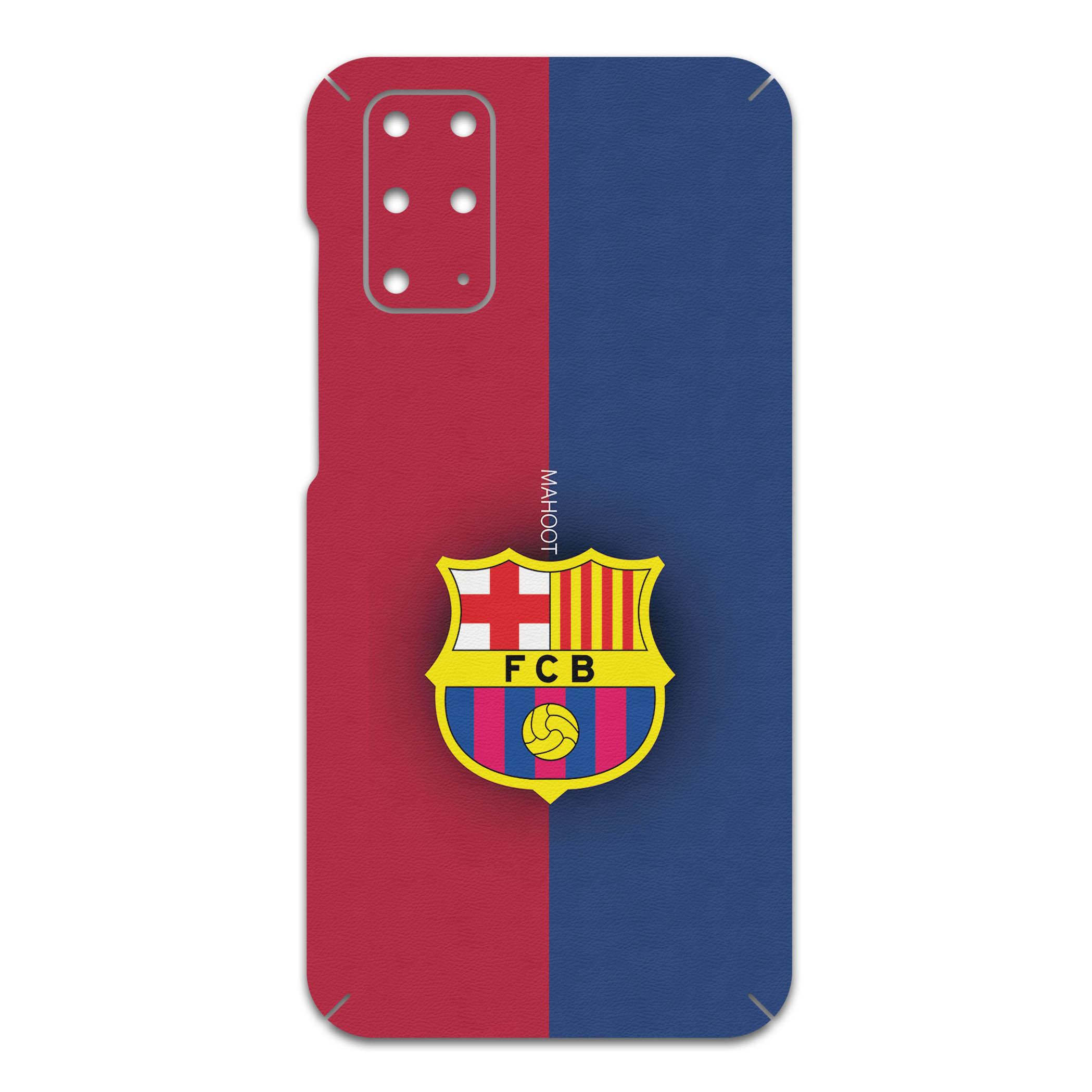برچسب پوششی ماهوت مدل BARCELONA-FC مناسب برای گوشی موبایل سامسونگ Galaxy S20 Plus