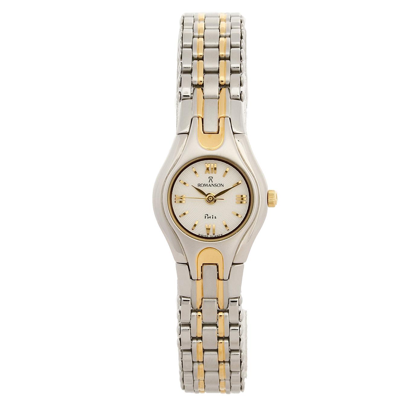 ساعت مچی عقربه ای زنانه رومانسون مدل NM4507LL1CAS1G