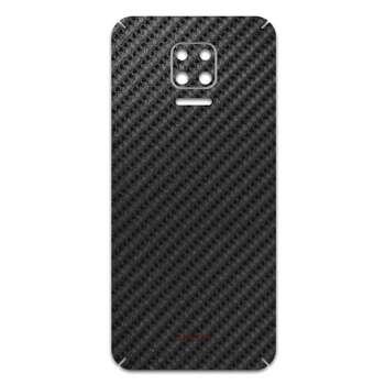 برچسب پوششی ماهوت مدل Shine-Carbon-Fiber مناسب برای گوشی موبایل شیائومی Redmi Note 9S