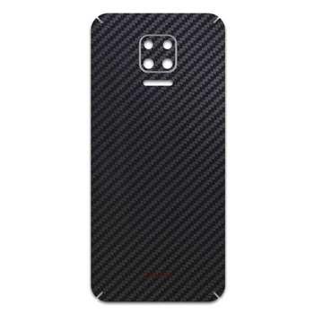 برچسب پوششی ماهوت مدل Carbon-Fiber مناسب برای گوشی موبایل شیائومی Redmi Note 9S