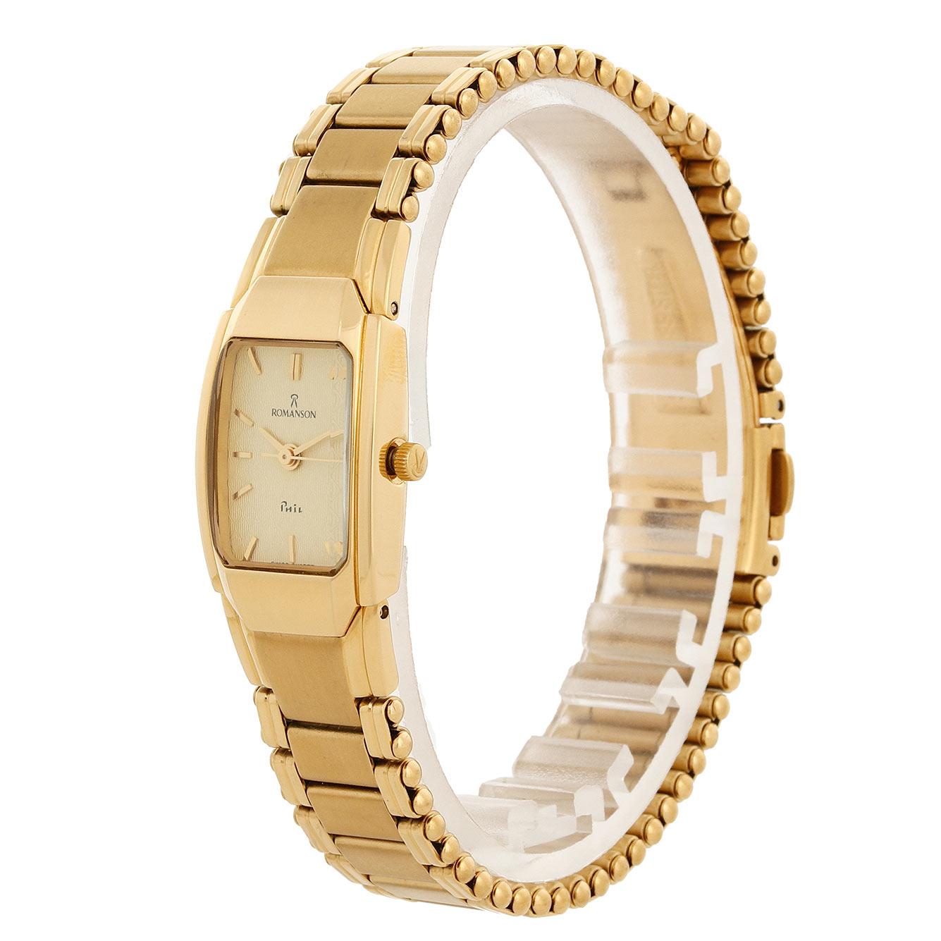 ساعت مچی عقربه ای زنانه رومانسون مدل NM4516LL1GA81G              خرید (⭐️⭐️⭐️)