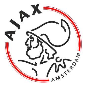 استیکر مستر راد طرح آژاکس آمستردام مدل AJAX 038
