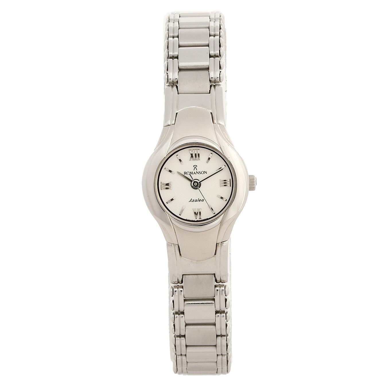 ساعت مچی عقربه ای زنانه رومانسون مدل NM4517LL1WAS2W