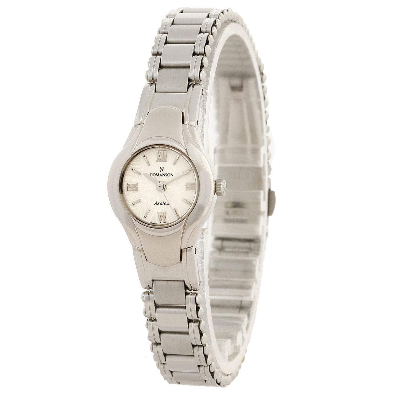 ساعت مچی عقربه ای زنانه رومانسون مدل NM4517LL1WAS2W              خرید (⭐️⭐️⭐️)