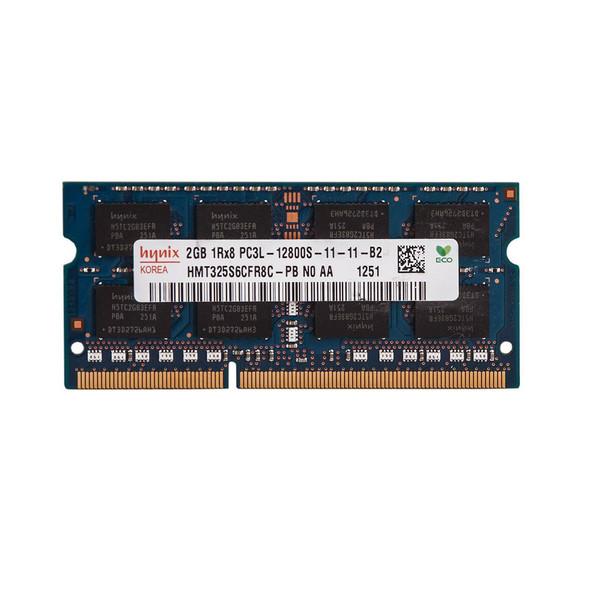 رم لپ تاپ DDR3 تک کاناله 1600 مگاهرتز CL11 هاینیکس مدل 12800S ظرفیت 2 گیگابایت