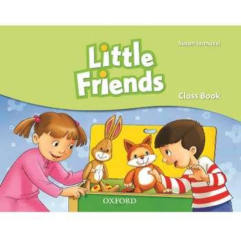 کتاب Little Friends اثر Susan Lannuzzi انتشارات Oxford