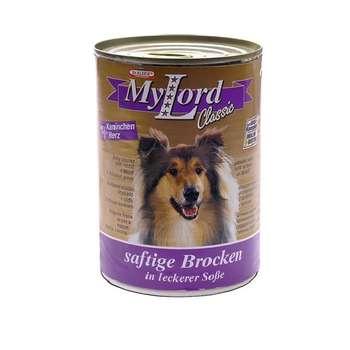 کنسرو غذای سگ دکتر آلدرز کد 025 وزن 415 گرم