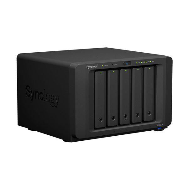 ذخیره ساز تحت شبکه 5Bay سینولوژی مدل دیسک استیشن DS1517Plus