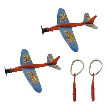 ساختنی طرح هواپیما کد APM 01 بسته 2 عددی