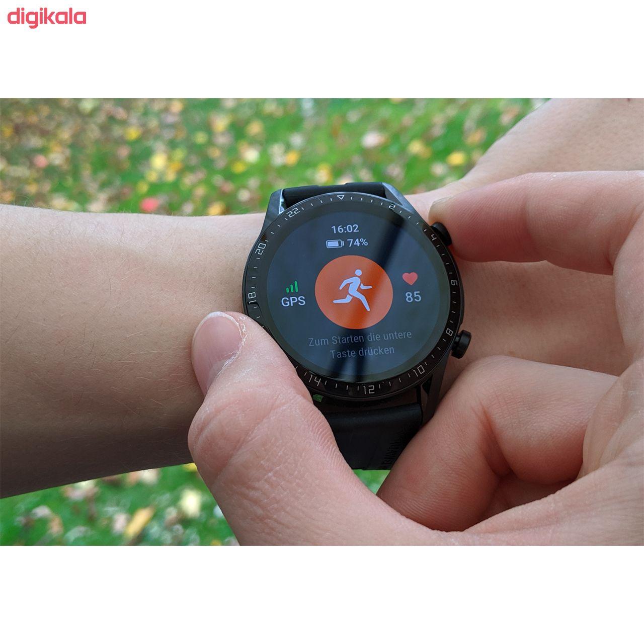 ساعت هوشمند هوآوی مدل WATCH GT 2 LTN-B19 46 mm main 1 8