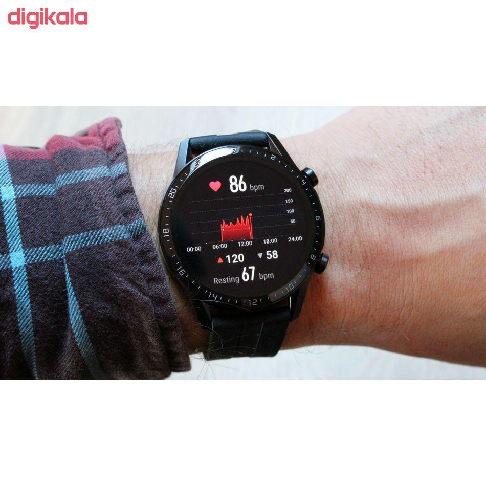 ساعت هوشمند هوآوی مدل WATCH GT 2 LTN-B19 46 mm main 1 11
