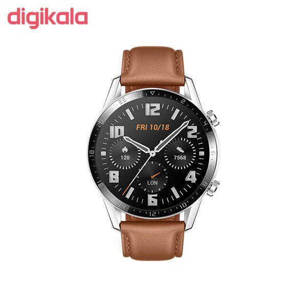 ساعت هوشمند هوآوی مدل WATCH GT 2 LTN-B19 46 mm main 1 13