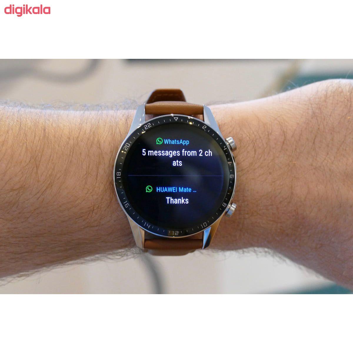 ساعت هوشمند هوآوی مدل WATCH GT 2 LTN-B19 46 mm main 1 16