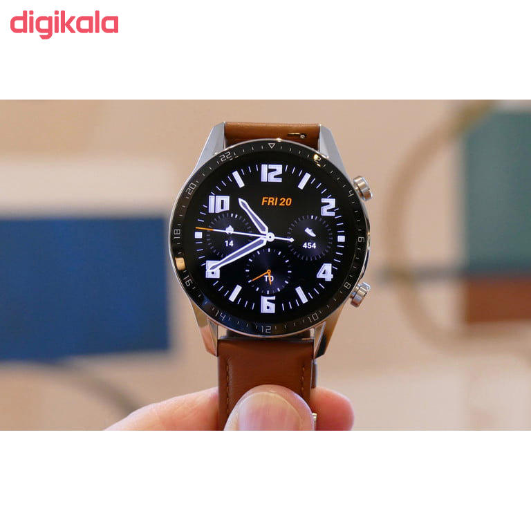 ساعت هوشمند هوآوی مدل WATCH GT 2 LTN-B19 46 mm main 1 17